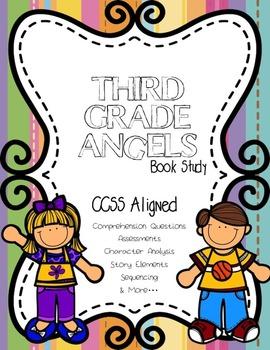 Third Grade Angels & Fourth Grade Rats: Spinelli CCSS Book