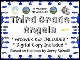 Third Grade Angels (Jerry Spinelli) Novel Study / Comprehe