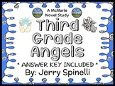 Third Grade Angels (Jerry Spinelli) Novel Study / Comprehe
