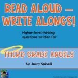 Third Grade Angels Read Aloud Write Along