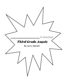 Third Grade Angels Student Journal