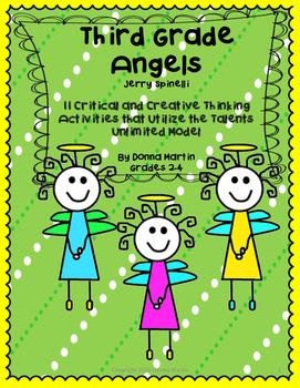 Third Grade Angels Talents Unlimited Unit