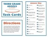 Third Grade Angels Task Cards