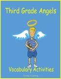 Third Grade Angels Vocabulary Activities
