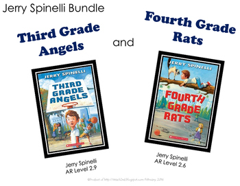 Third Grade Angels and Fourth Grade Rats - Bundle
