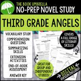 Third Grade Angels Novel Study - Distance Learning - Google Classroom