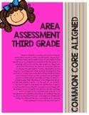 Third Grade Area Assessment