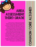 Third Grade Area Assessment