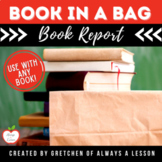 Book Report Project: Book in a Bag