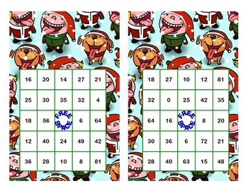 Third Grade Bundle - Reading and Math Winter Fun