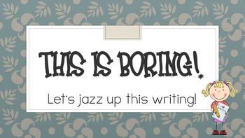 Third Grade CCSS ELA Writing Practice: Descriptive and Opinion Writing