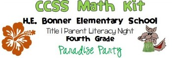 Third Grade CCSS Math Kit