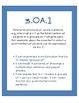 Third Grade CCSS Math Organization Binder Pages