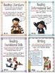 Third Grade CCSS Poster Bundle {math & ELA}