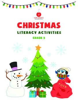 Third Grade Christmas Literacy Activities