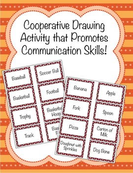 Classroom Guidance Lesson: Cooperation - Be A Team Player!