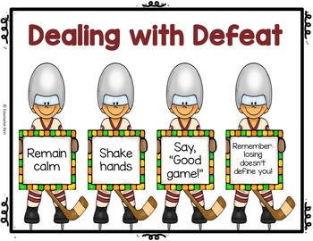 Classroom Guidance Lesson: Coping Skills - Dealing with Defeat
