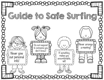 Classroom Guidance Lesson: Internet Safety Skills - Safe Surfing