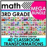 Third Grade Classroom Transformations MEGA BUNDLE