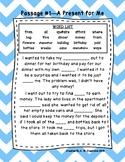 Third Grade Cloze Reading Passages Set A (Passages 1-10)