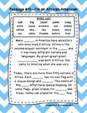 Third Grade Cloze Reading Passages Set B (Passages 11-20)