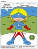 Third Grade: Color by Sight Word Sentences - 002