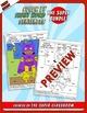 Third Grade: Color by Sight Word Sentences - The Super Bundle