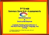 Third Grade Common Core ELA Assessments