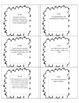 Third Grade Common Core ELA Standard Labels
