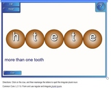 Third Grade Common Core English Language Arts Smart Board Games