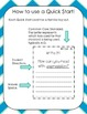 Third Grade Common Core Guided Reading: Quick Starts!