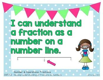 Third Grade Common Core I CAN Statements BUNDLE! {Math & ELA/Writing}