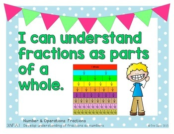 Third Grade Common Core I CAN Statements {Math}