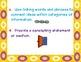 Third Grade Common Core Informational Writing Standard Map