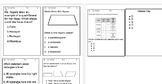 Third Grade Common Core Math Center Cards