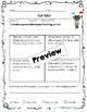 Third Grade Common Core Math Exit Tickets: Go Math! Chapter 9