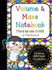 Third Grade Common Core Math - Interactive Notebook BUNDLE OF SIX