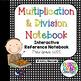 Third Grade Common Core Math - Interactive Notebook BUNDLE OF SIX