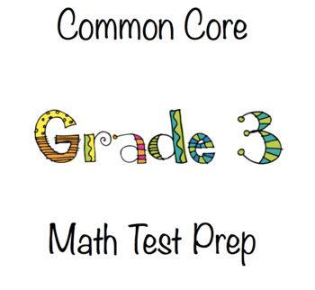 Third Grade Common Core Math Review