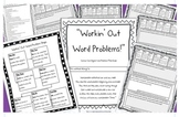 Third Grade Common Core Math Word Problems Workbook