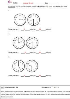 Third Grade Common Core Math Worksheets... by Nick Knacks ...