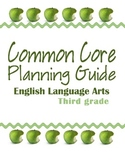 Third Grade Common Core ELA Planning Guide