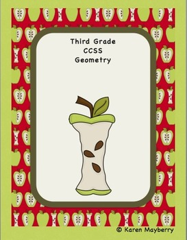Third Grade Common Core Planning Template and Organizer for Math (Word)