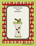 Third Grade Common Core Planning Template and Organizer fo