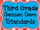 Third Grade Common Core Posters: Wacky Themed