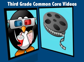Third Grade Common Core Videos: One video link (or more) f