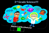 Third Grade Common Core and Next Generation Science NGSS Lessons: Quarter 3