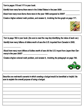 "Third Grade ""Communities at Work"" Social Studies Test/Assessment"