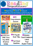 Reading Comprehension of the Week! 3.0-3.9, A Year of Week