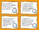 Third Grade Context Clue Task Cards